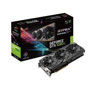 Asus GTX 1080 Ti ROG Strix 11GB GDDR5X Graphics Card