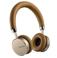 Pioneer Bluetooth Wireless Headphones - Tan