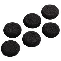 Hama Foam Replacement Ear Pads 45 Mm 6 Pieces