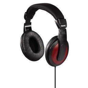 "Hama ""Basic4Music"" Over-Ear Stereo Headphones"