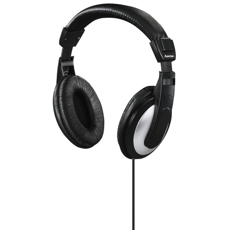 "Hama ""Basic4TV"" Over-Ear Stereo Headphones"