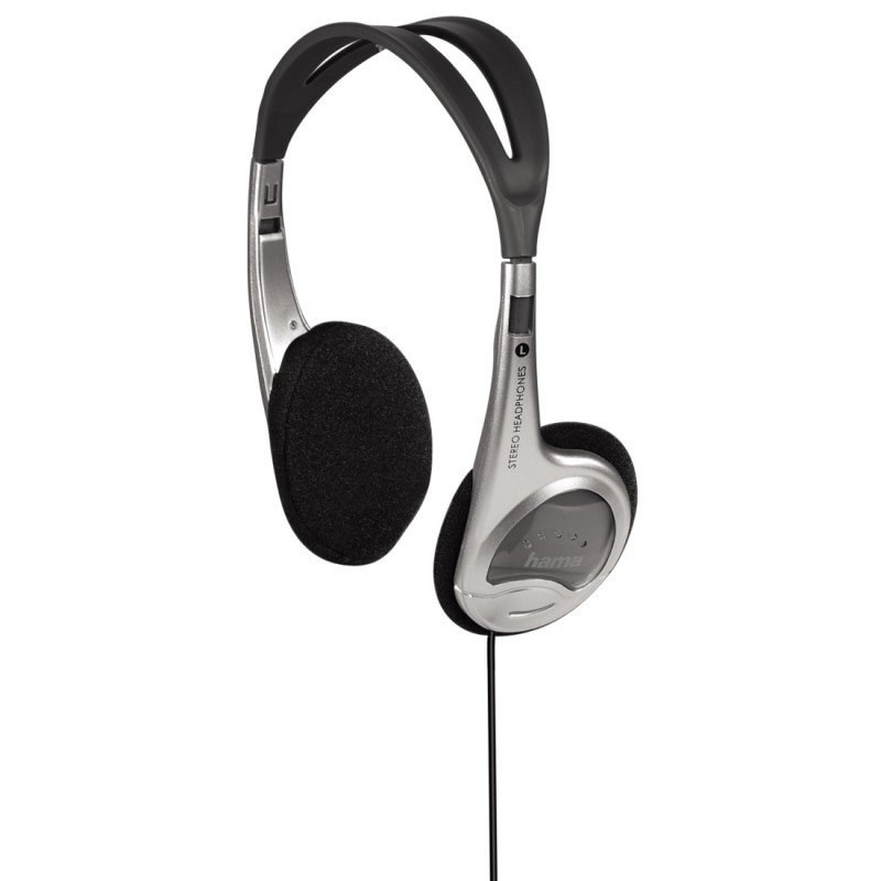 "Hama ""HK-229"" On-Ear Stereo Headphones"