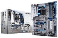 Gigabyte GA-Z270X-DESIGNARE Intel Z270 Socket 1151 ATX Motherboard
