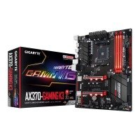Gigabyte AMD Ryzen AM4 AX370 GAMING K3 ATX Motherboard