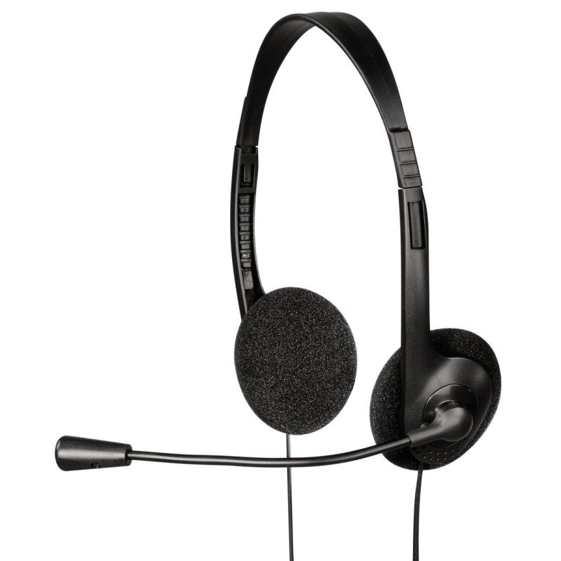 "Hama ""HS-101"" PC Headset, stereo"