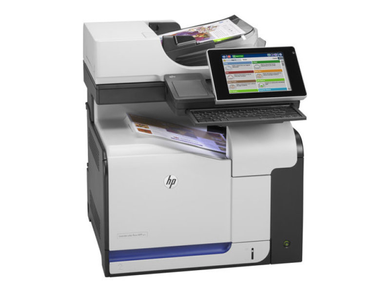 HP LaserJet Enterprise Color Flow MFP M575c Printer