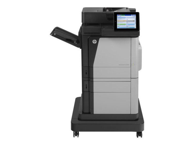 HP M680f Color LaserJet Enterprise Multifunction Printer