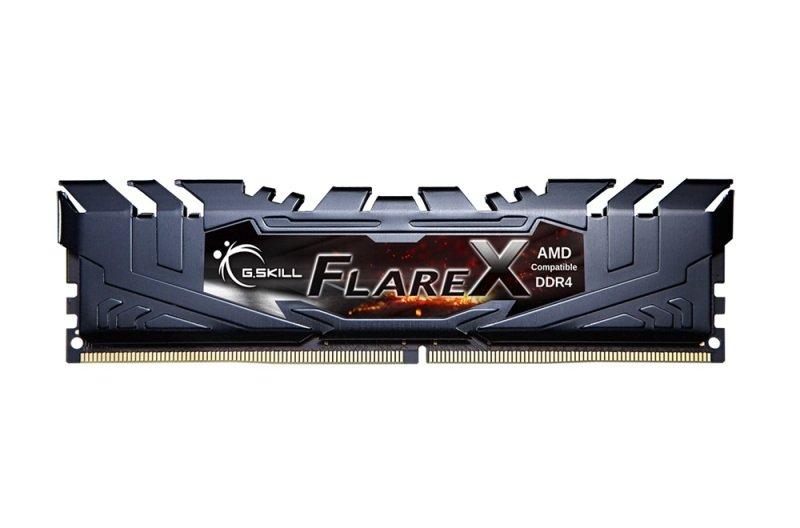 G.Skill Flare X 16GB (8GBx2) Kit DDR4 2400MHz RAM