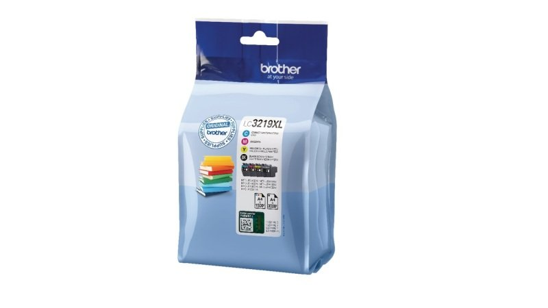 Brother LC3219 High Yield Value Pack CMYK