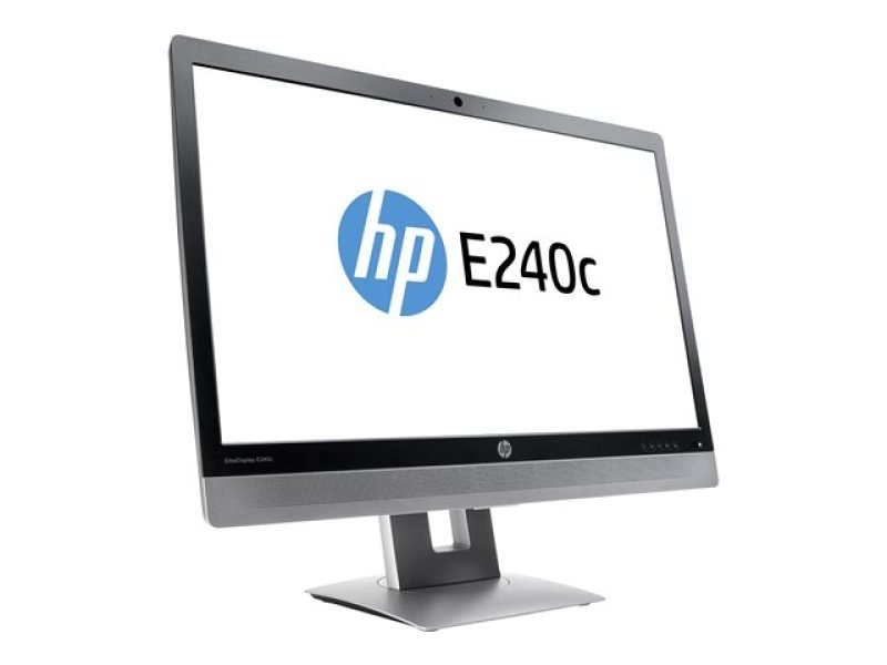 "HP E240c 23.8"" Video Conferencing Monitor"