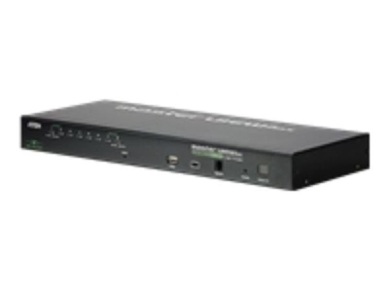 Aten 8 Port Ps/2 USB KVM Switch Over The Net With 1 Local/remote User Access