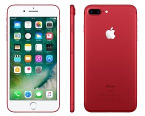 Apple  iPhone 7 256GB Plus - Red Special Edition