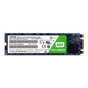 EXDISPLAY WD Green 240GB M.2 Internal SSD