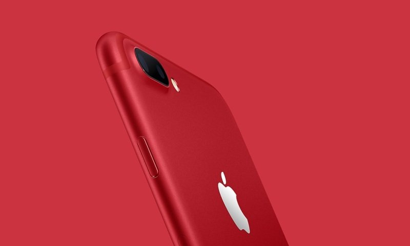 Apple iPhone 7 Plus 128GB - Red Special Edition