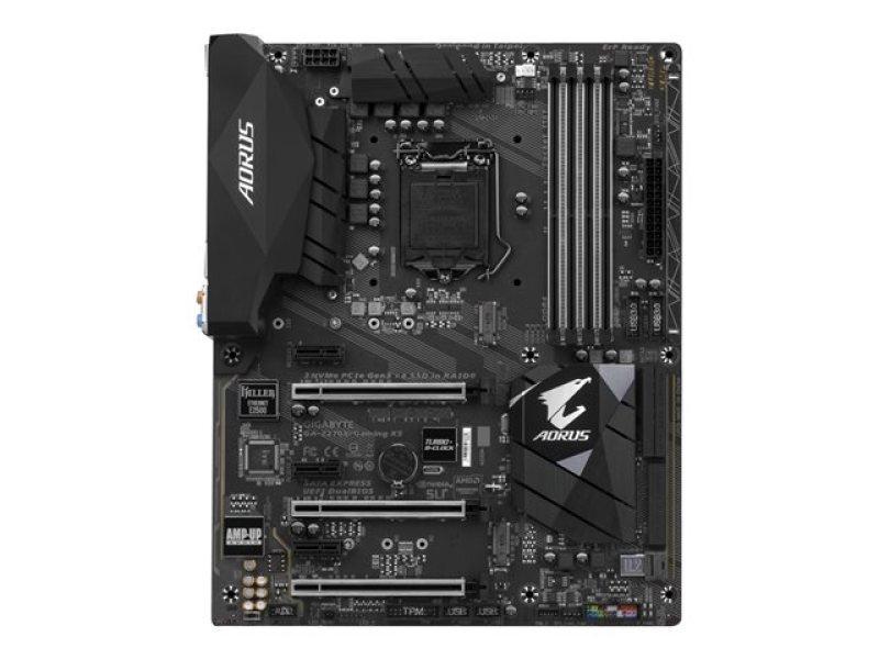 EXDISPLAY Gigabyte AORUS GA-Z270X-Gaming K5 LGA 1151 ATX Motherboard