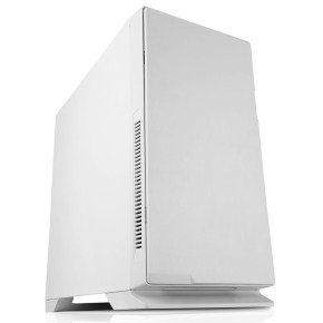 Game Max Silent White Gaming Case