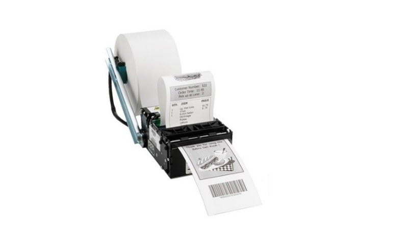 Zebra KR 403 Kiosk Printer Serial USB