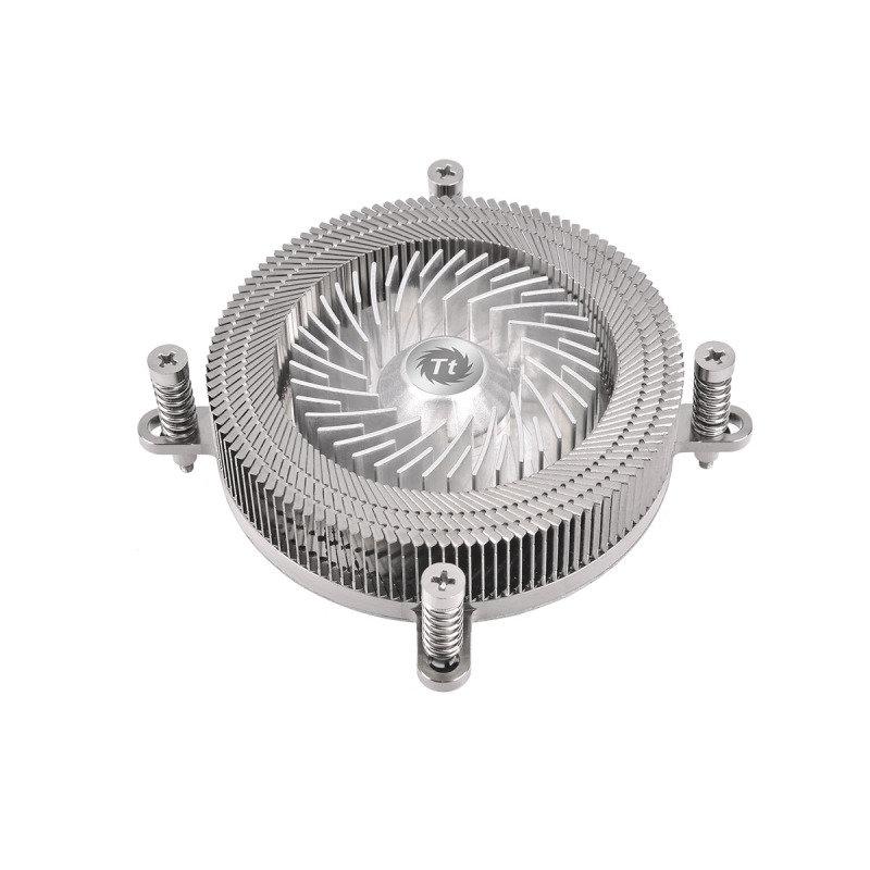 Thermaltake Engine 27 Low Profile CPU Cooler supports Intel Socket LGA 1150/1151