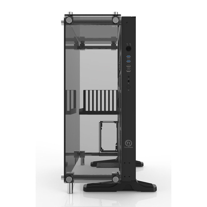 Thermaltake Core P5 Temp Mid Tower ATX Case With Tempered Glass Sides and Front