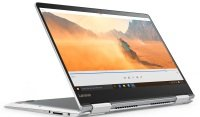 "EXDISPLAY Lenovo Yoga 710 Convertible Laptop Intel Core M5-6Y54 1.1GHz 8GB RAM 256GB SSD 11.6"" FHD Touch No-DVD Intel HD WIFI Webcam Bluetooth Windows 10 Home 64bit"