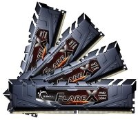 G.Skill Flare X 64GB Kit DDR4 2133MHz RAM