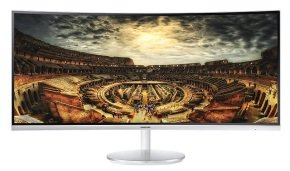 "EXDISPLAY Samsung C34F791 34"" 100Hz UWQHD Curved Monitor"
