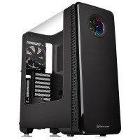 Thermaltake View 28 RGB Black Case With Curved Side Window