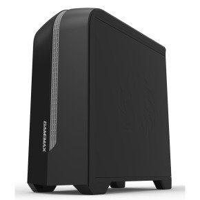 Game Max Centauri Black Grey Gaming Case