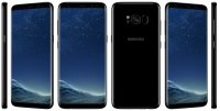 Samsung Galaxy S8 64GB Phone - Midnight Black