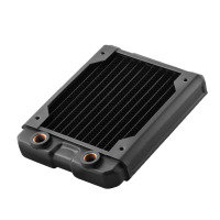 Black Ice Nemesis GTS 120 Radiator - Black