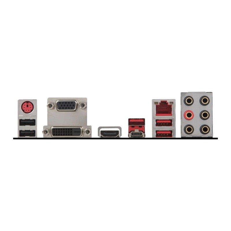 MSI AMD B350 TOMAHAWK ARCTIC AM4 B350 Motherboard