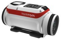TomTom Bandit 4k Action Camera with Bike Accessory Pack