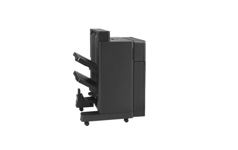 Image of HP Colour LaserJet Booklet Maker/Finisher with 2/4 hole punch