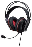 ASUS Cerberus V2 Gaming Headset - Black/Red