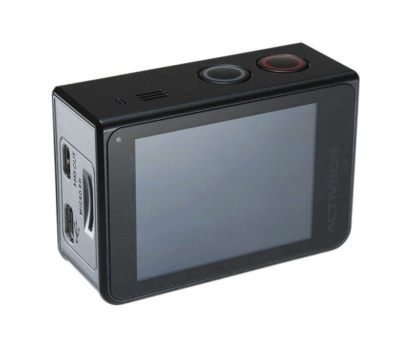 Activeon Solar XG Full HD Wireless Action Camera with Solar Charging Station