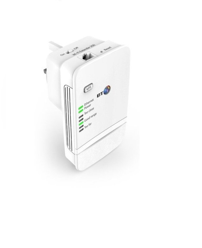 Image of BT Wi-Fi Extender 300