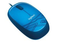 Logitech  Mouse M105 - Blue
