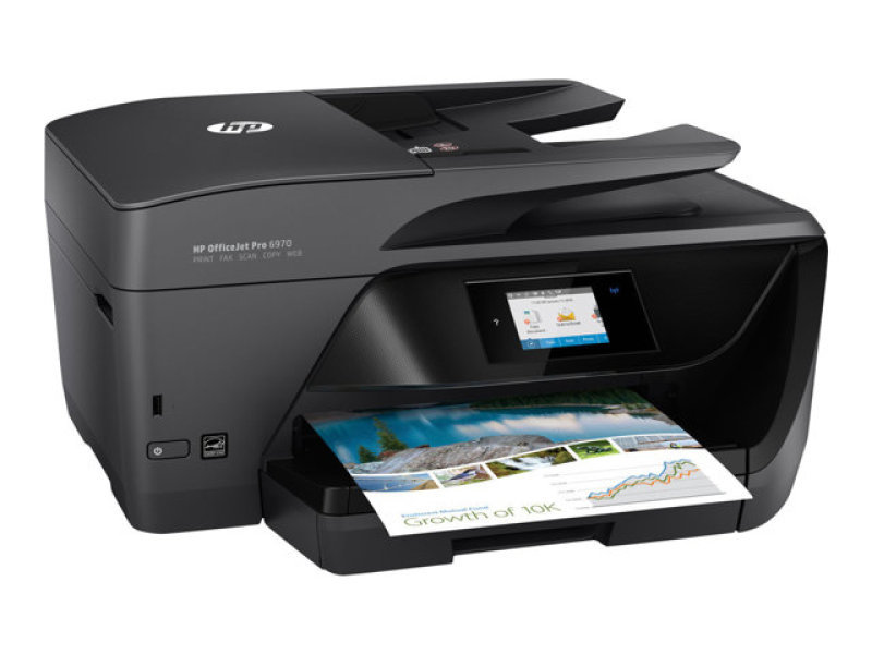 HP OfficeJet Pro 6970 Multi-Function Wireless Inkjet Printer