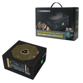 Game Max GM500 500w 80 Plus Bronze Modular Power Supply