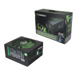 Game Max GM600 600w 80 Plus Bronze Modular Power Supply