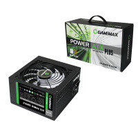 Game Max GP400A 400w 80 Plus Bronze Wired Power Supply