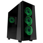 Game Max Cobalt RGB Tempered Glass Mid Tower