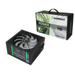 Game Max GP500 500w 80 Plus Bronze Wired Power Supply