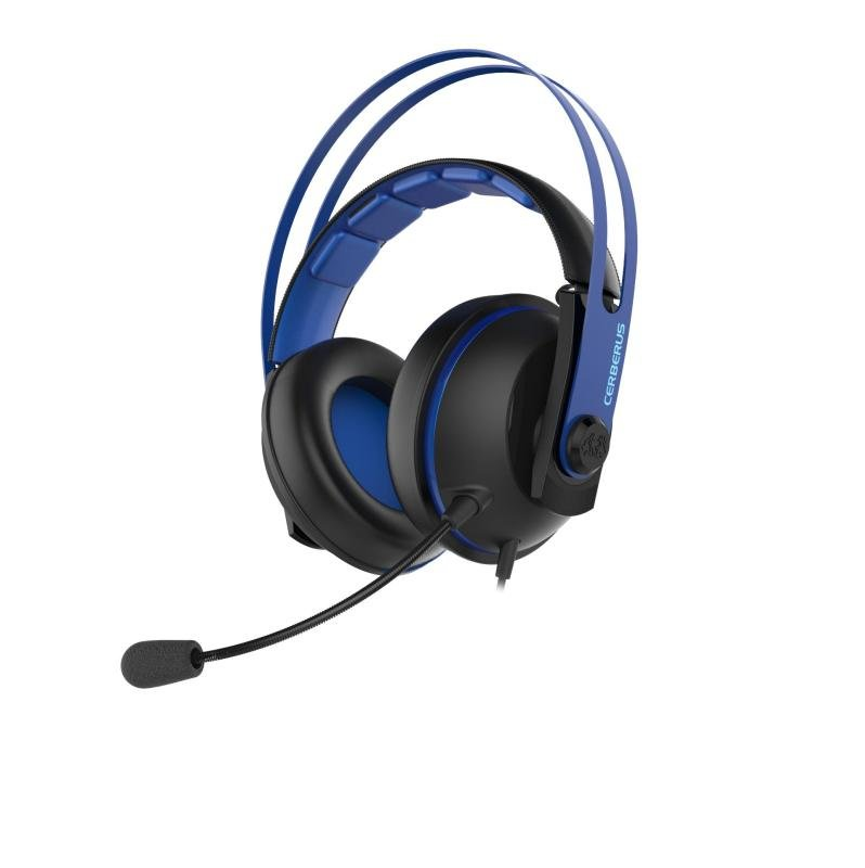 ASUS Cerberus V2 Gaming Headset - Black/Blue
