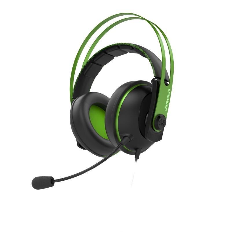 Image of 90YH018G-B1UA00 Green Headset