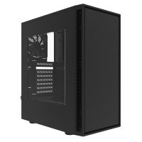 Game Max Obsidian Black Mid Tower ATX