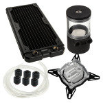 Black Ice 240GTS Professional Water Cooling Kit - INTEL