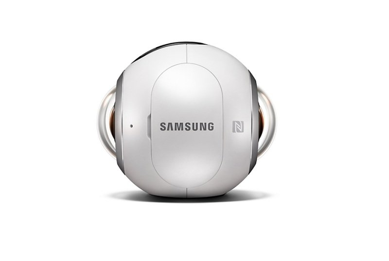 Samsung GALAXY Gear 360 - 360° action camera