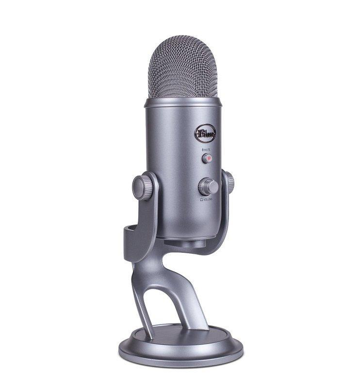 Blue Microphones Yeti Space Gray
