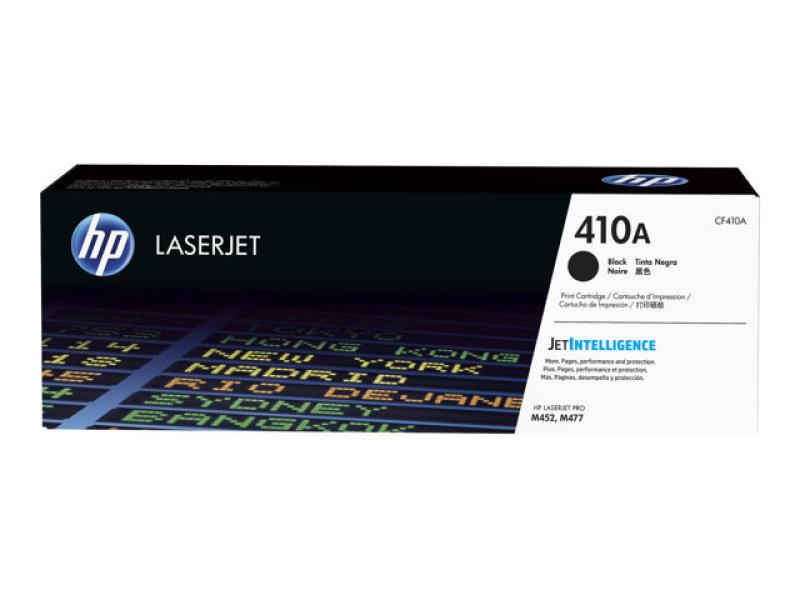 HP 410A Black Original LaserJet Toner Cartridge - CF410A